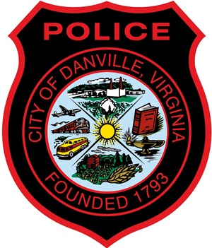 Danville Police Department Patch