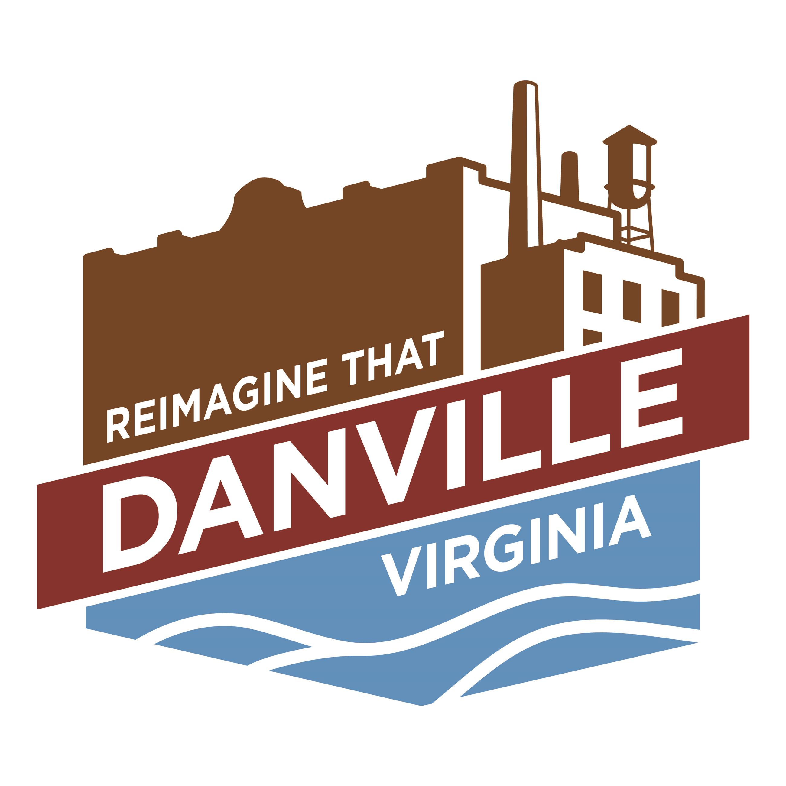Reimagine That Danville logo