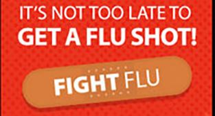 Graphic - It&#39s not too late to fight the flu