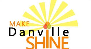 Make Danville Shine logo